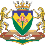 Free State Province coat of arms, South Africa