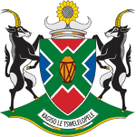North-West Province coat of arms, South Africa