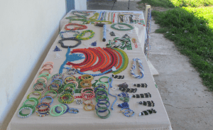 Buhlebezwe beads project Eastern Cape, Nozala Trust