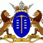 Gauteng Province coat of arms, South Africa
