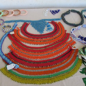 Buhlebezwe traditional beads