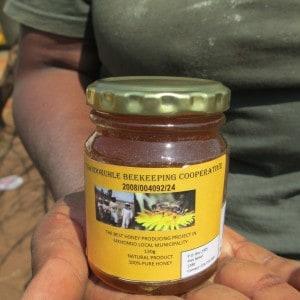 Thandokuhle honey