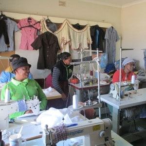 Ikgodiseng ladies sewing