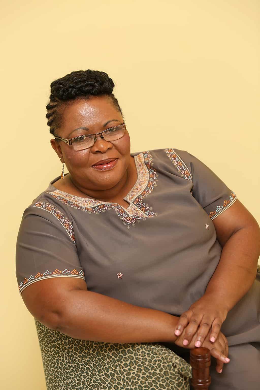 Ntombi Mhlongo